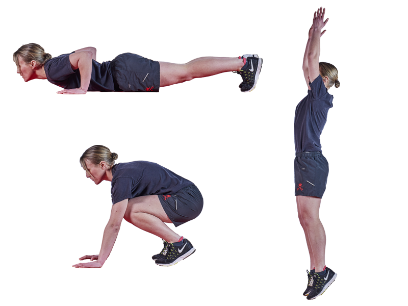Burpee Work Out