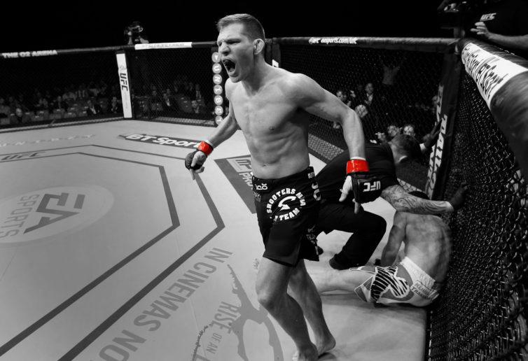 UFC Fight Luke Barnatt