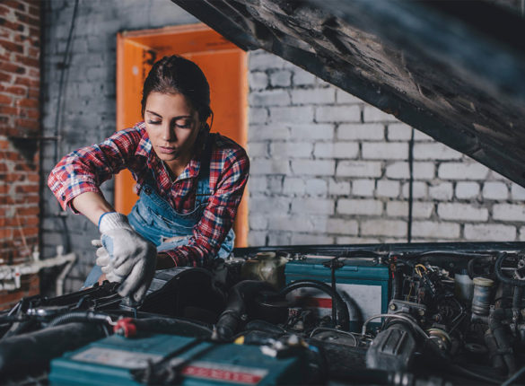 A guide to servicing your own car
