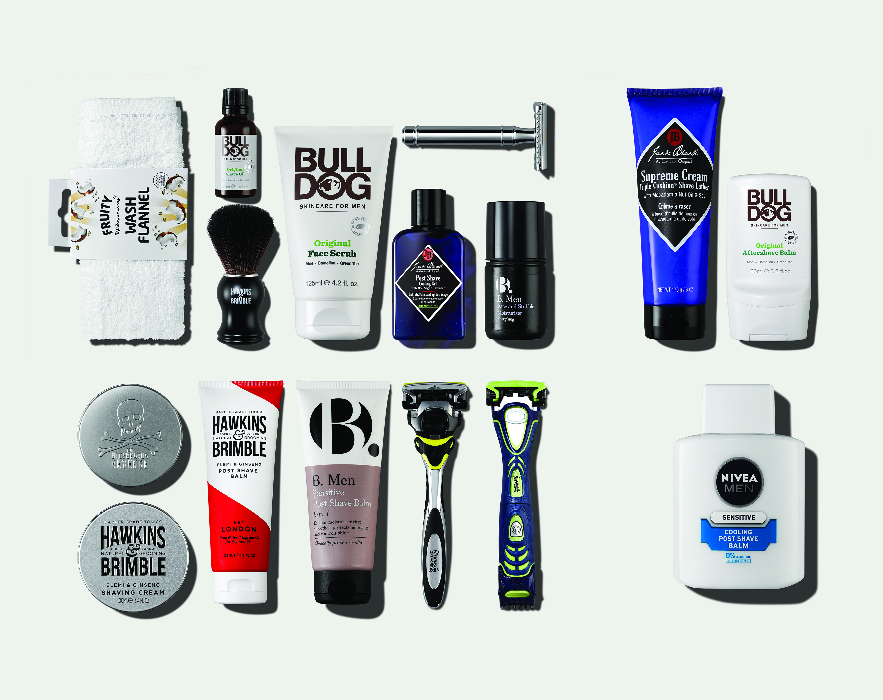 Our pick of top summer shaving products